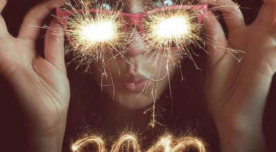 New Year's Resolution Number 1: Keep New Year's Resolutions!