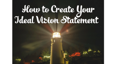 How to Create Your Ideal Vision Statement